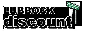 Lubbock Discount Realty Logo
